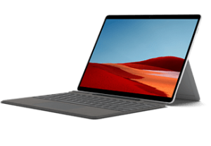 MICROSOFT Surface Pro X 16GB 512GB Zilver