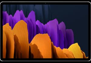 SAMSUNG GALAXY TAB S7+ 128GB WIFI SILVER