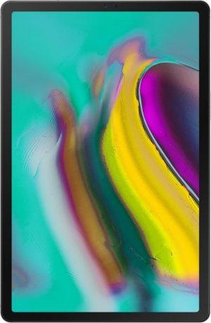 "Samsung Galaxy Tab S5e SM-T725N 26,7 cm (10.5"") Qualcomm Snapdragon 6 GB 128 GB Wi-Fi 5 (802.11ac) 4G LTE Zilver Android 9.0"