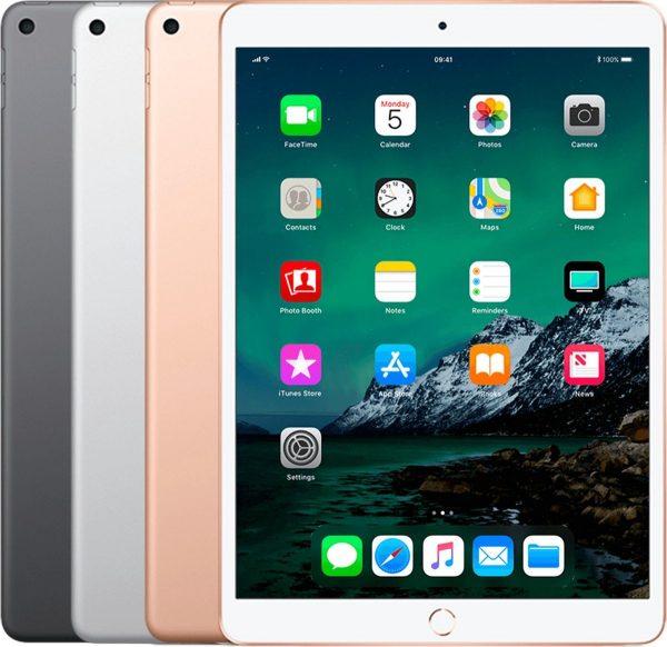iPad Air 3 wifi 64gb   64 GB   Zilver   Als nieuw   leapp