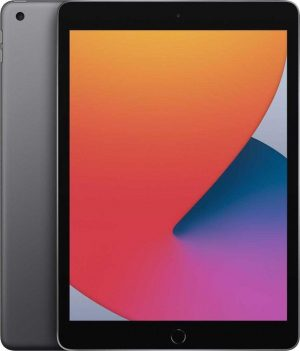 Apple iPad 2020 - 8 The Generation - 10.2 Inch - 128GB WiFi Space Gray