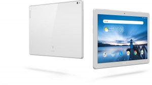 Lenovo Tab P10 - 10.1 inch - WiFi - 32GB - Wit