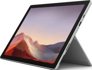 Microsoft Surface Pro 7 (2019) - Core i7 - 256GB - Platinum - 12.3 inch
