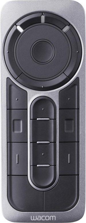 Wacom ACK-411050 afstandsbediening Zwart, Grijs Drukknopen