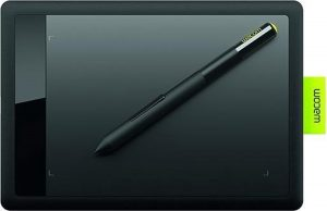 Wacom One Small - Tekentablet / Zwart Limoen