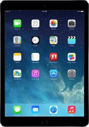 iPad Air 1 16GB Zwart Wifi + 4G   Licht gebruikt   B grade   2 Jaar Garantie
