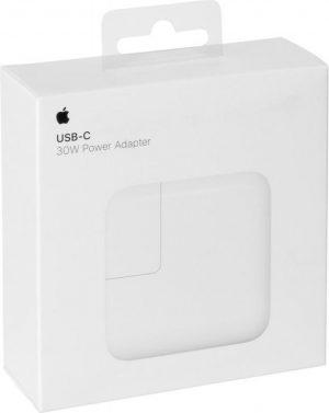 Apple 30W USB-C iPhone & iPad oplader