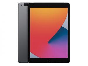Apple iPad (2020) - Wi-Fi + Cellular - 128GB - Grijs