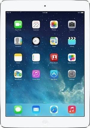 Apple iPad Air refurbished door Forza - A-Grade (Zo goed als nieuw) - 16GB - Cellular (4G) - Zilver