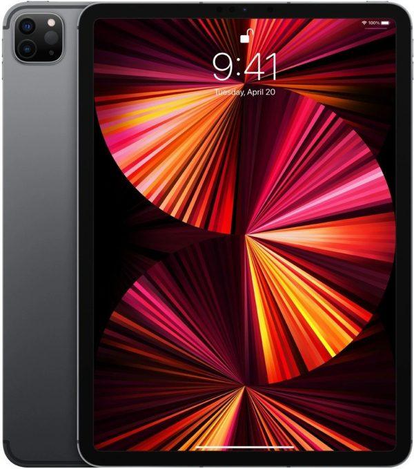 Apple iPad Pro 11 (2021) 128GB WiFi Tablet Grijs
