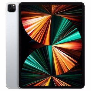 """Apple iPad Pro 12.9""""(2021) Wi-Fi + 5G 2TB (Zilver)"""