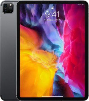 Apple iPad Pro (2020) refurbished door Adognicosto - A Grade (zo goed als nieuw) - 11 inch - WiFi/4G - 256GB - Spacegrijs