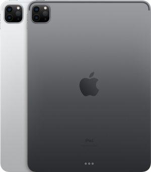 Apple iPad Pro (2021) - 11 inch - WiFi - 2TB - Zilver