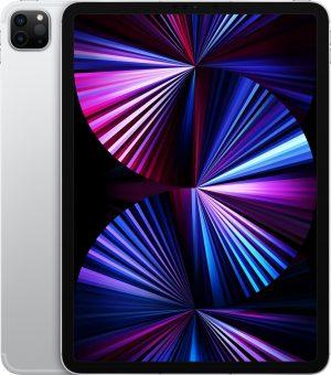 Apple iPad Pro (2021) - 11 inch - WiFi + 5G - 1TB - Zilver