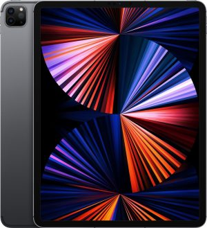 Apple iPad Pro (2021) - 12.9 inch - WiFi + 5G - 256GB - Spacegrijs