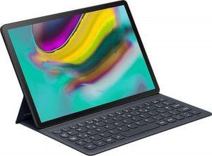 Book Cover Keyboard Samsung Galaxy Tab S5e tablettoetsenbord - 10.5 inch - AZERTY - Zwart