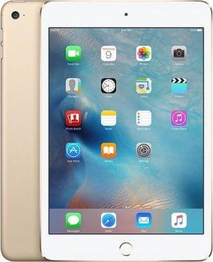 Forza Refurbished Apple iPad Mini 4 Gold 16GB Wifi + 4G - Zo goed als nieuw