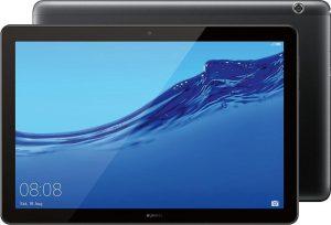Huawei MediaPad T5 - 10.1 inch - 64 GB - Wi-Fi + Bookcover - Zwart