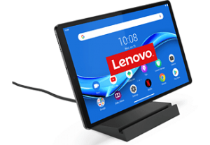LENOVO Tab M10+ Full HD 4GB 128GB (SmartBundle)