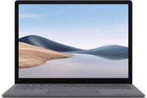 "Microsoft Surface Laptop 4 13.5"" Intel i7 - 16GB - 512GB Platinum QWERTY"