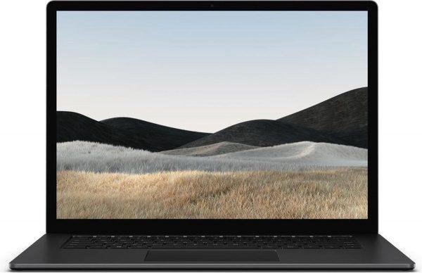 "Microsoft Surface Laptop 4 15"" AMD R7se - 8GB - 512GB - Zwart - QWERTY"