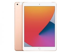 Outlet: Apple iPad (2020) - Wi-Fi + Cellular - 128GB - Goud