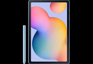 SAMSUNG Galaxy Tab S6 Lite 128 GB WiFi + LTE Blauw