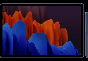 SAMSUNG Galaxy Tab S7+ 256 GB WIFI Blauw