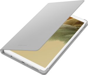 Samsung Book Hoesje - Samsung Tab A7 Lite - 8.7 inch - Zilver