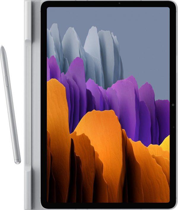 Samsung Book Hoesje - Samsung Tab S7 - 11 inch - Lichtgrijs
