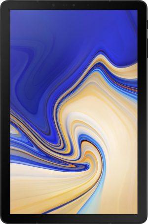 Samsung Galaxy Tab S4 SM-T835N 26,7 cm (10.5'') Qualcomm Snapdragon 4 GB 64 GB Wi-Fi 5 (802.11ac) 4G LTE Zwart Android 8.1