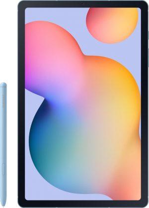 """Samsung Galaxy Tab S6 Lite SM-P610N 64 GB 26,4 cm (10.4"""") Samsung Exynos 4 GB Wi-Fi 5 (802.11ac) Android 10 Blauw"""