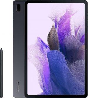 Samsung Galaxy Tab S7 FE - 5G - 12.4 inch - 128GB - Mystic Black