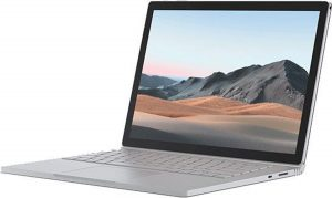 Surface Book 3 - Laptop - 15 inch - i7 - 512 GB - Zilver