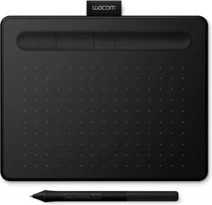Wacom Intuos S grafische tablet 2540 lpi 152 x 95 mm USB Zwart
