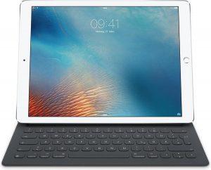 Apple Smart Keyboard for 12.9-inch iPad Pro toetsenbord voor mobiel apparaat Zwart QWERTZ Duits Smart Connector