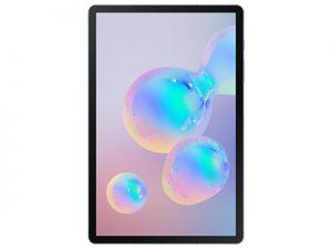 Outlet: Samsung Galaxy Tab S6 - 10,5 inch - 128 GB - WiFi - Blauw
