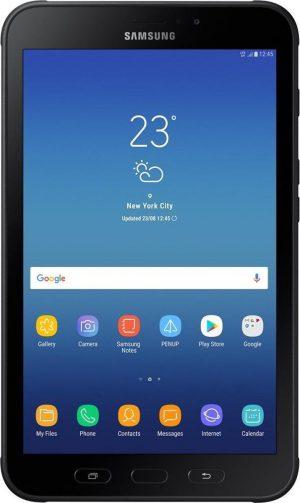 "Samsung Galaxy Tab Active2 SM-T395 4G LTE 16 GB 20,3 cm (8"") 3 GB Android 7.1 Zwart"