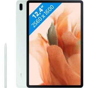 Samsung Galaxy Tab S7 FE 64GB Wifi Groen