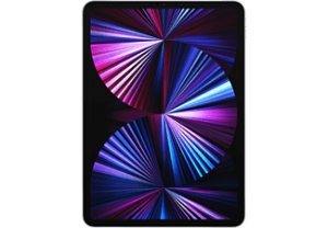 """APPLE iPad Pro 11"""" (2021) WiFi 512 GB - Zilver"""