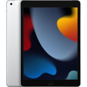 Apple iPad (2021) 10.2 inch 256GB Wifi + 4G Zilver