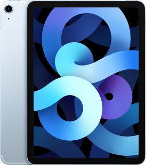 "Apple iPad Air 4G LTE 256 GB 27,7 cm (10.9"") Wi-Fi 6 (802.11ax) iOS 14 Blauw"