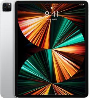 Apple iPad Pro 12.9 (2021) 128GB WiFi Tablet Zilver