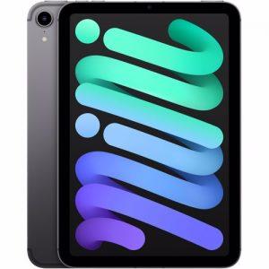 Apple iPad mini 256GB Wi-Fi + 5G 2021 (Grijs)