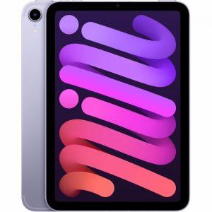 Apple iPad mini 256GB Wi-Fi + 5G 2021 (Paars)