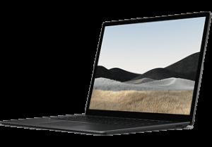 MICROSOFT Surface Laptop 4 - Zwart R7 8GB 512GB