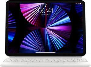 Magic Keyboard voor iPad Pro 11-inch (2021) en iPad Air 4 (2020) - QWERTY - Wit