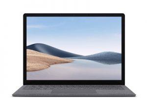 Microsoft Surface Laptop 4 - 256 GB - Platina