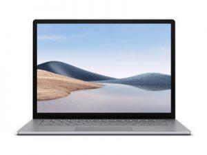 Microsoft Surface Laptop 4 - 256 GB SSD - Platina