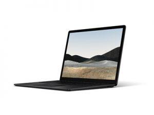 Microsoft Surface Laptop 4 - 256 GB - Zwart